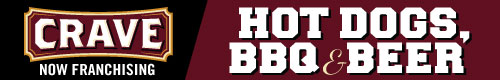 Franchise Crave Hot Dogs et BBQ