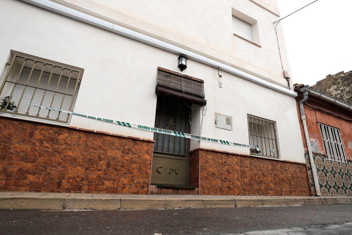 Vivienda de la localidad de Manuel (Valencia) donde, seg