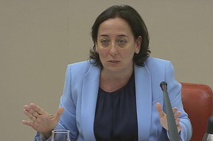 La juez Carmen Rodr