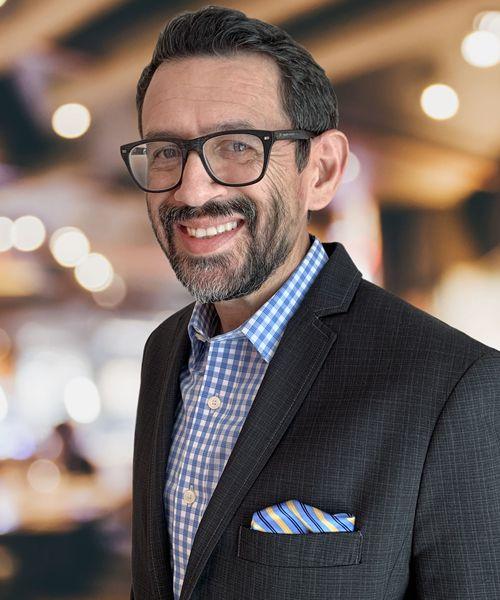 Sergio Valentin, Sr., président-directeur général de My Friend's Place.