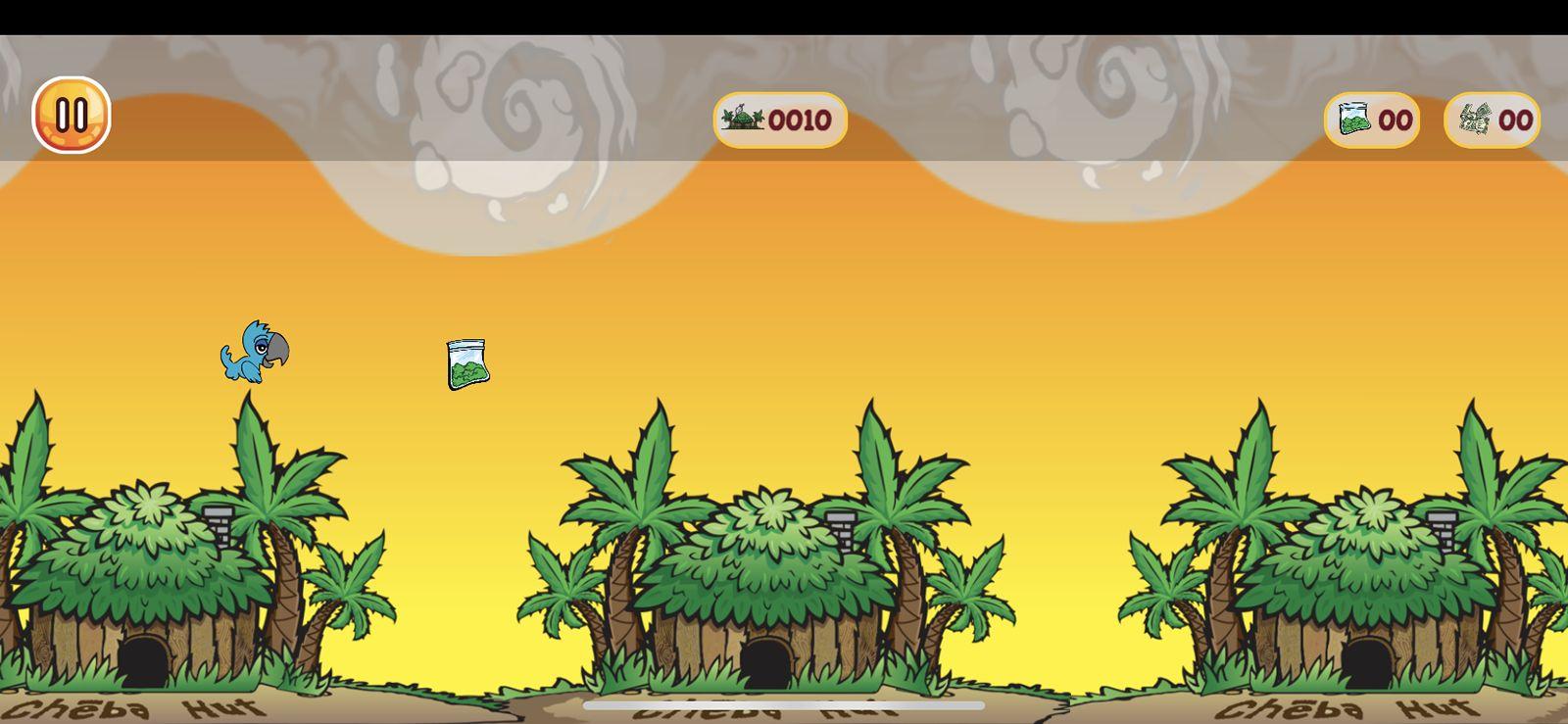 Cheba Hut Flips the Bird: Lancement de l'application de la marque Sandwich sur le thème de la marijuana à croissance rapide;  Augmentation de 50% des téléchargements de jeux / fidélité