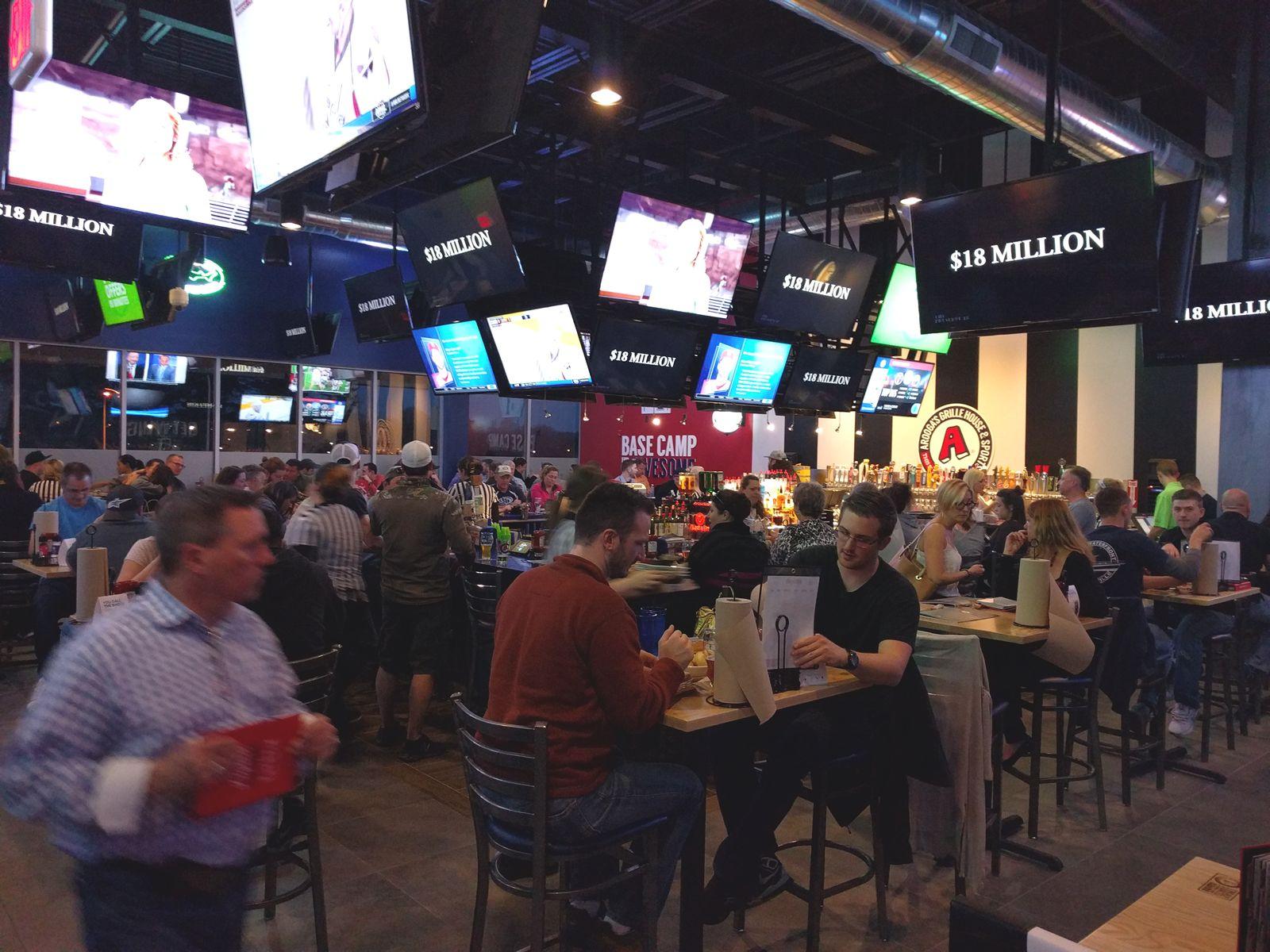 Arooga's Grille House & Sports Bar va rouvrir deux franchises en Nouvelle-Angleterre sous un nouveau propriétaire