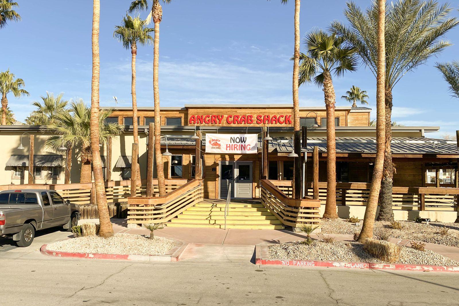 Angry Crab Shack ouvre un nouveau restaurant juste à l'extérieur de Las Vegas;  Un nouvel emplacement marque une étape de croissance majeure pour la franchise basée en Arizona