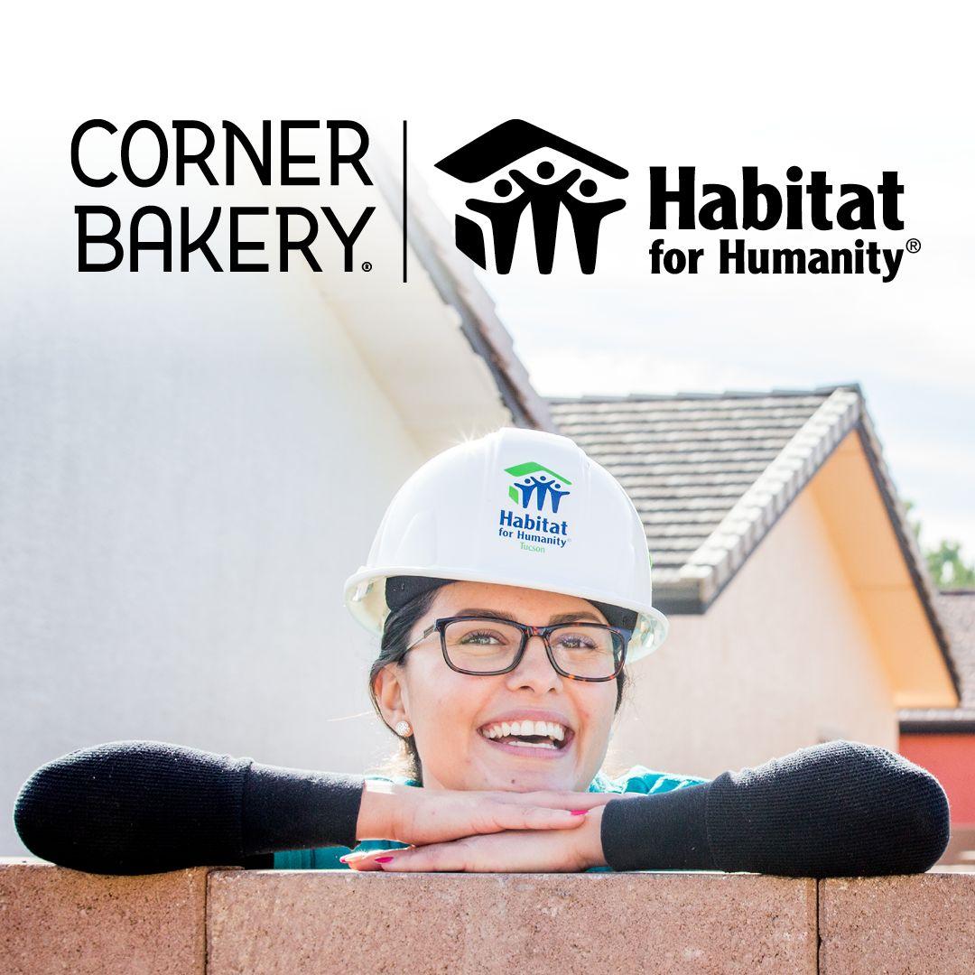 Corner Bakery fait un don de plus de 100000 $ à Habitat pour l'humanité