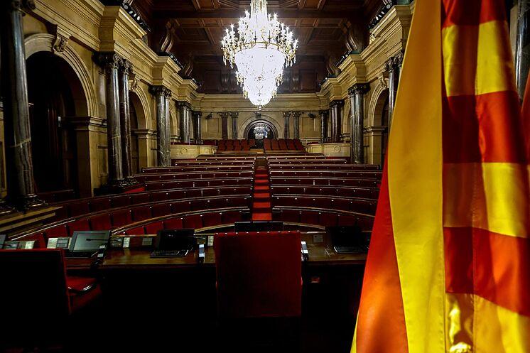 Hémicycle du Parlement, vac