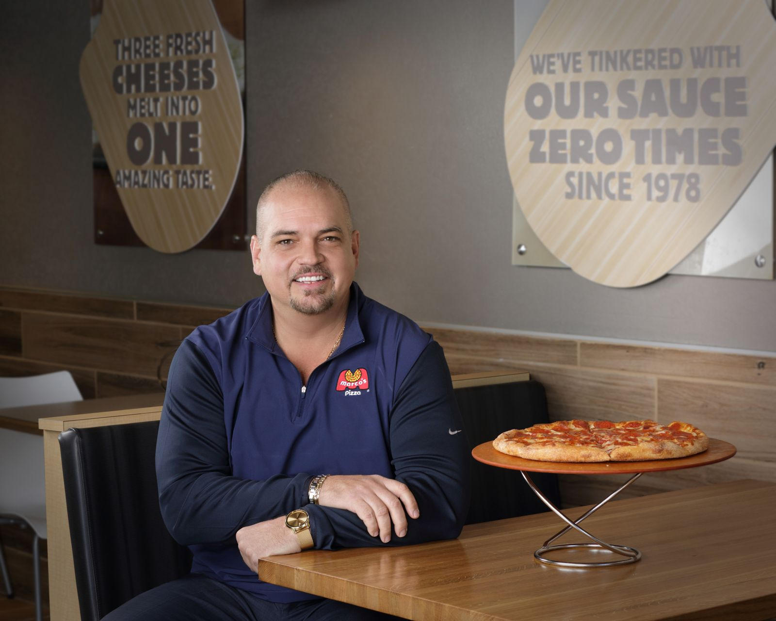 Marco's Pizza promeut Tony Libardi au poste de co-PDG