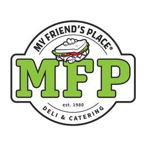 My Friend's Place Deli présente un nouveau logo