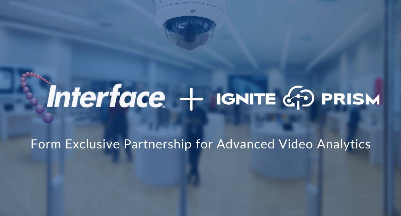 Société d'interface et d'analyse vidéo, Ignite Prism, forme un partenariat exclusif