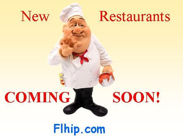 Vendeurs, de nouveaux restaurants ouvrent à travers le pays!