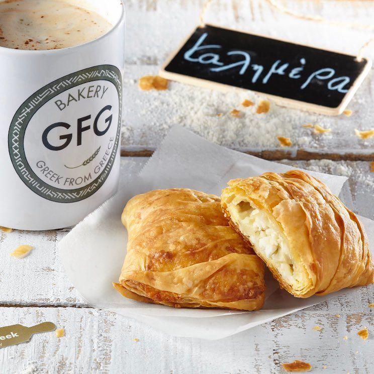 Concept de boulangerie grecque authentique GFG Café Cuisine ouvre deux succursales dans la région de Pennsylvanie
