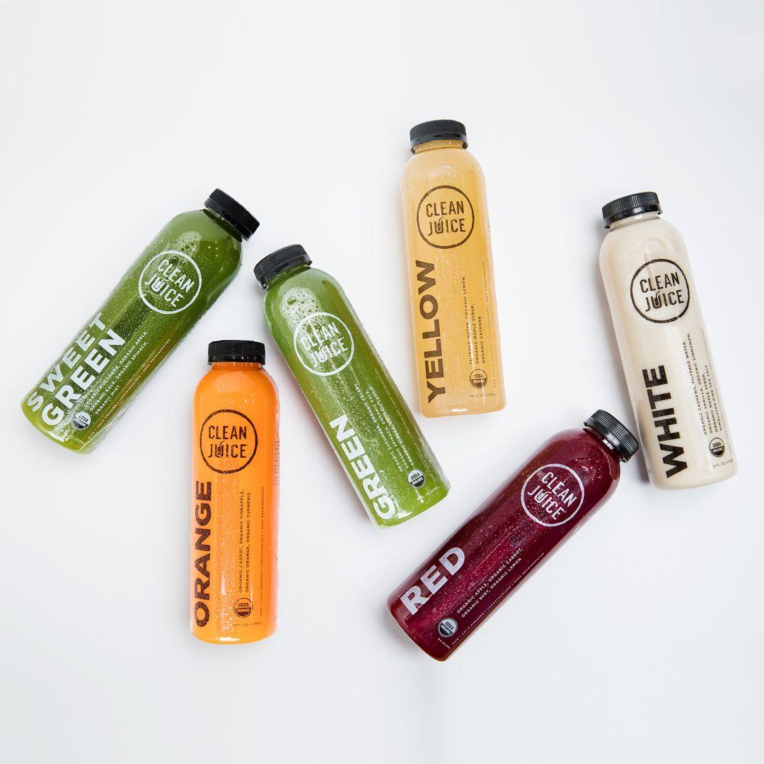 Clean Juice nommée franchise n ° 1 à la croissance la plus rapide