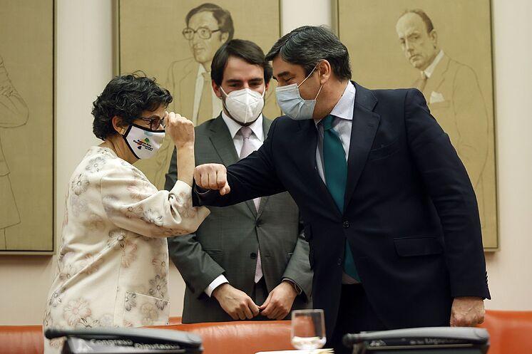 Ministre Arancha Gonz