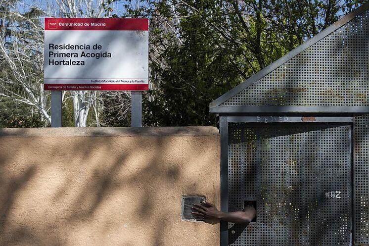 Premier centre d'accueil pour les immigrants mineurs non accompagnés