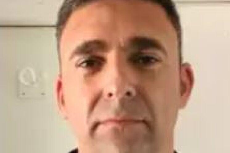 Premier sergent de la marine Francisco Rodriguez