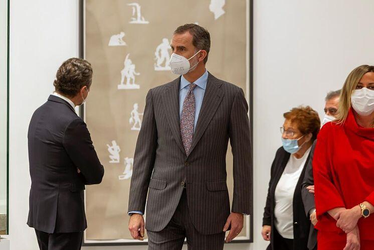 Felipe VI, ce jeudi à l'inauguration