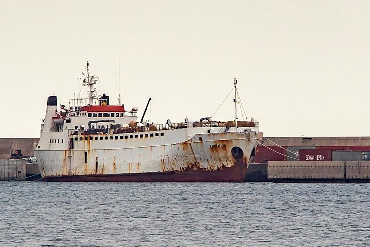 Le navire & apos; Karim Allah & apos;