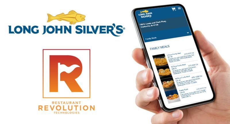 La révolution des robinets de Long John Silver pour la plate-forme de commande numérique