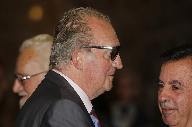 Le roi Juan Carlos I, dans une image de 2011.