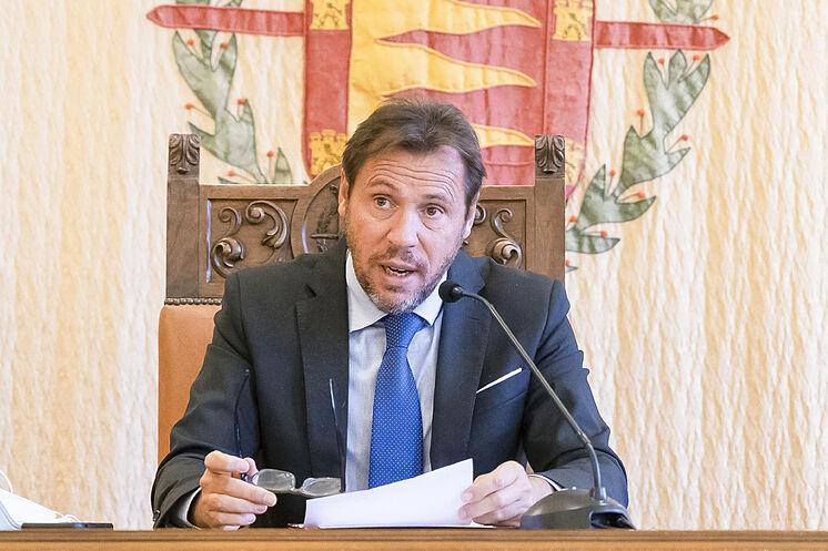 Le maire de Valladolild et porte-parole national du PSOE,