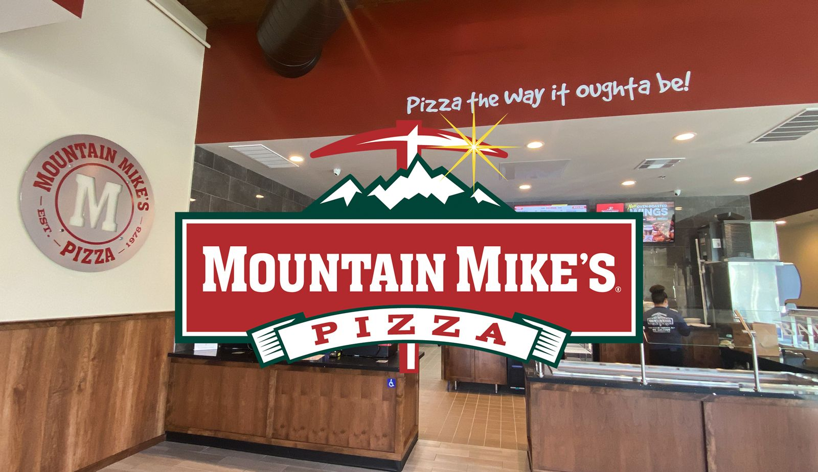Emplacement New Highland de Mountain Mike's Pizza