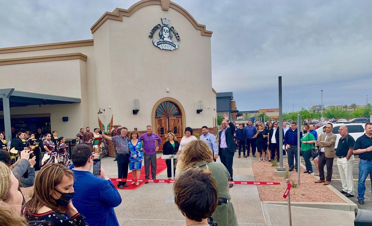 Ouverture de l'emplacement du Barrio Queen's Avondale le 27 avril