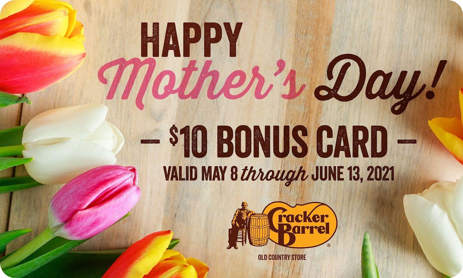 Cracker Barrel Old Country Store lance de nouveaux favoris de style maison conçus avec soin avant la fête des mères