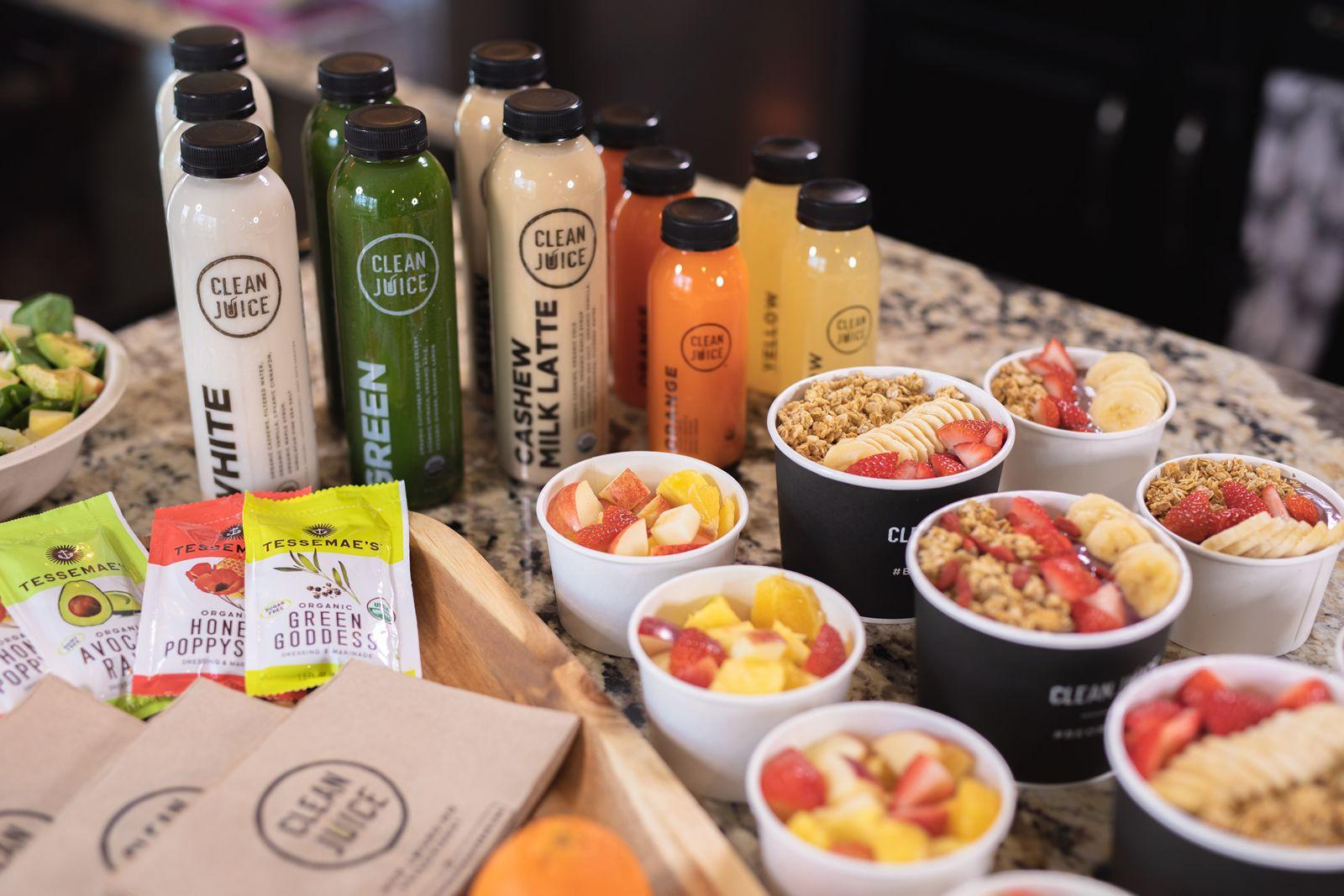 Clean Juice Momentum ouvre la voie à la croissance stellaire de la marque