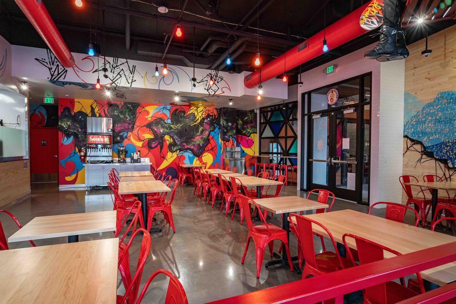 Dave's Hot Chicken ouvre son premier emplacement à Denver