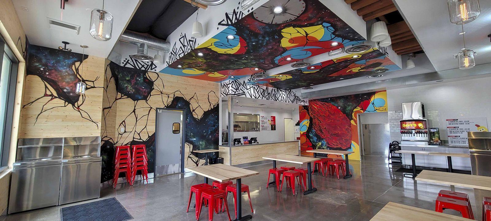 Dave's Hot Chicken ouvre son premier emplacement dans la région de Portland