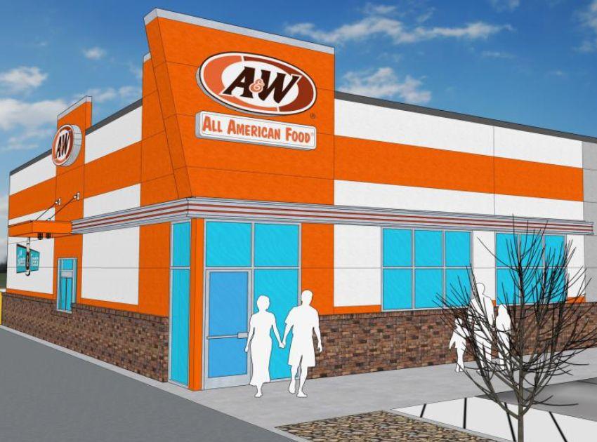 A&W signe cinq accords de franchise au premier trimestre alors que les ventes dans les magasins comparables augmentent de 22%