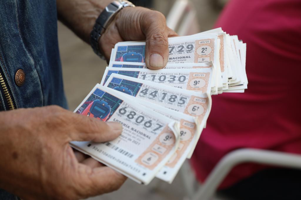 Billets de loterie
