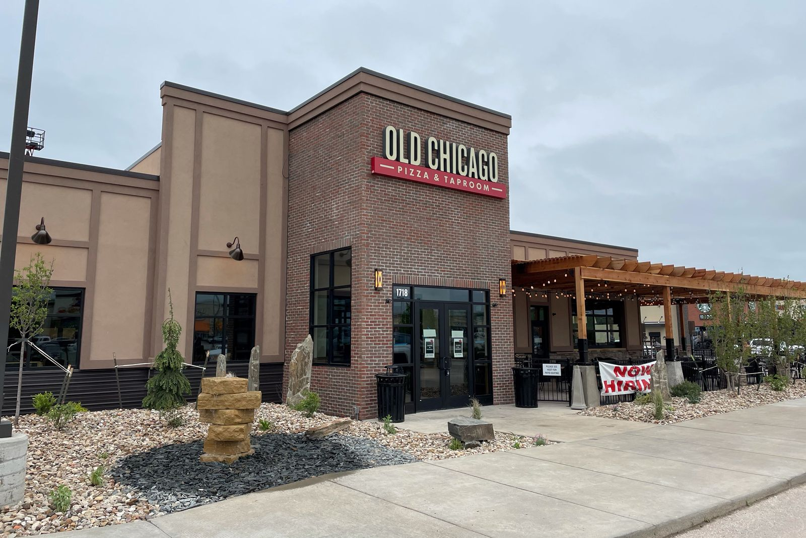 Ouverture de Old Chicago Pizza & Taproom à Rapid City, SD