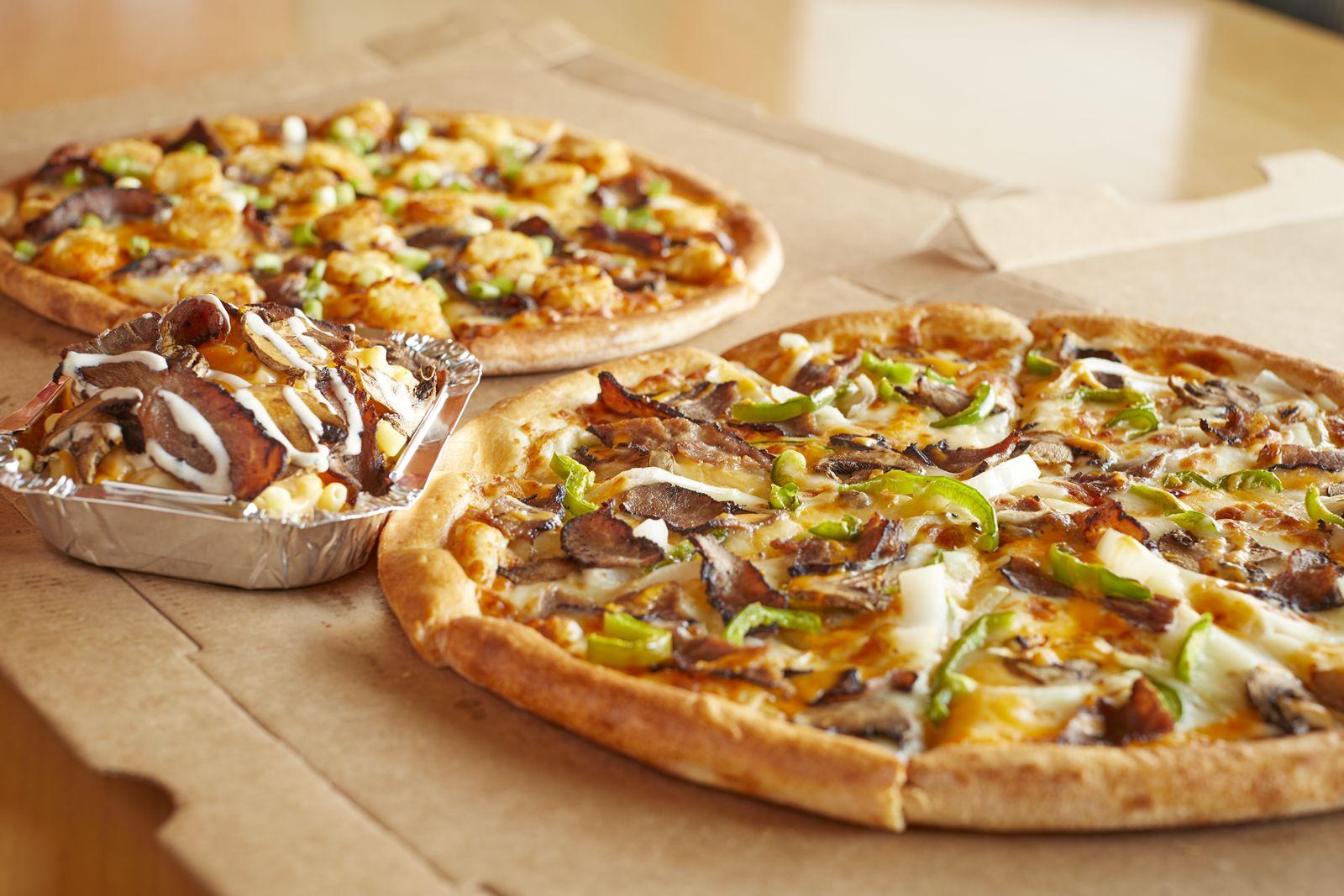 """Toppers Pizza présente un nouveau programme de fidélité: """"La société de la croûte supérieure"""""""