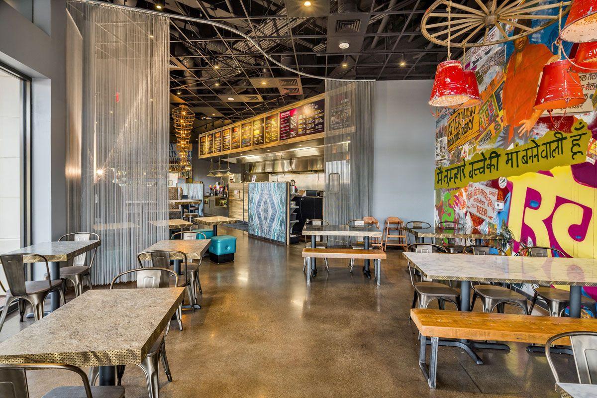 Curry Up Now envisage une croissance agressive et offre des incitatifs à durée limitée aux nouveaux franchisés multi-unités