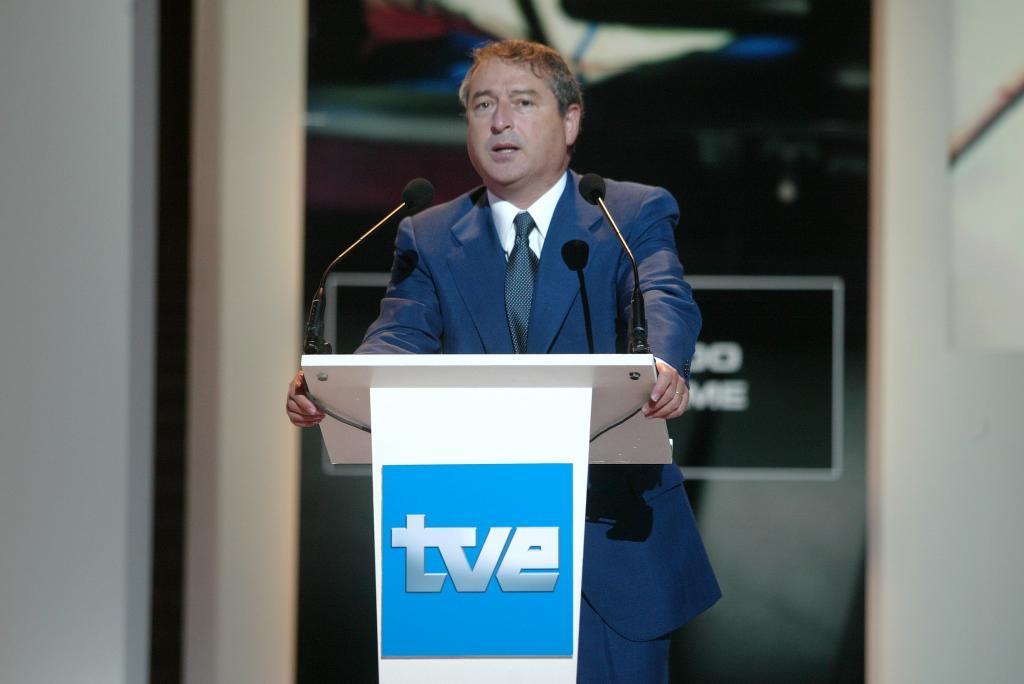 Le nouvel administrateur de Telemadrid, Jos