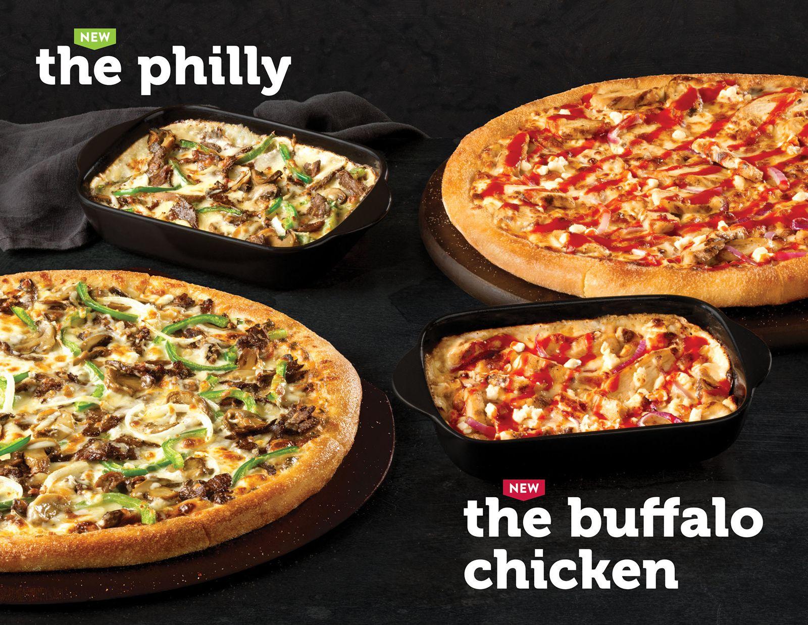 Marco's Pizza lance de nouvelles pizzas et bols à pizza alléchants : The Philly et The Buffalo Chicken