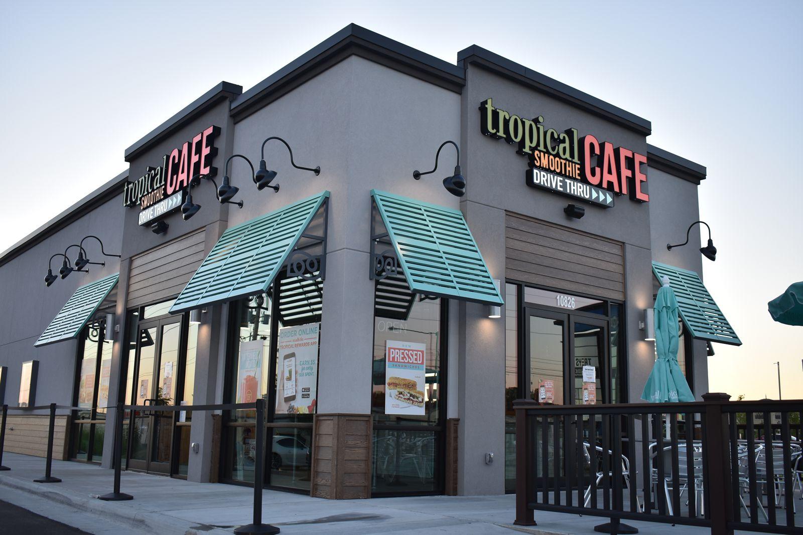 Tropical Smoothie Cafe affiche des résultats records au deuxième trimestre