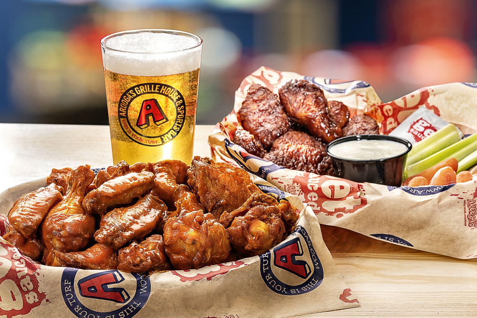 Arooga's Grille House & Sports Bar ouvrira ses portes à Attleboro, MA, le 22 août