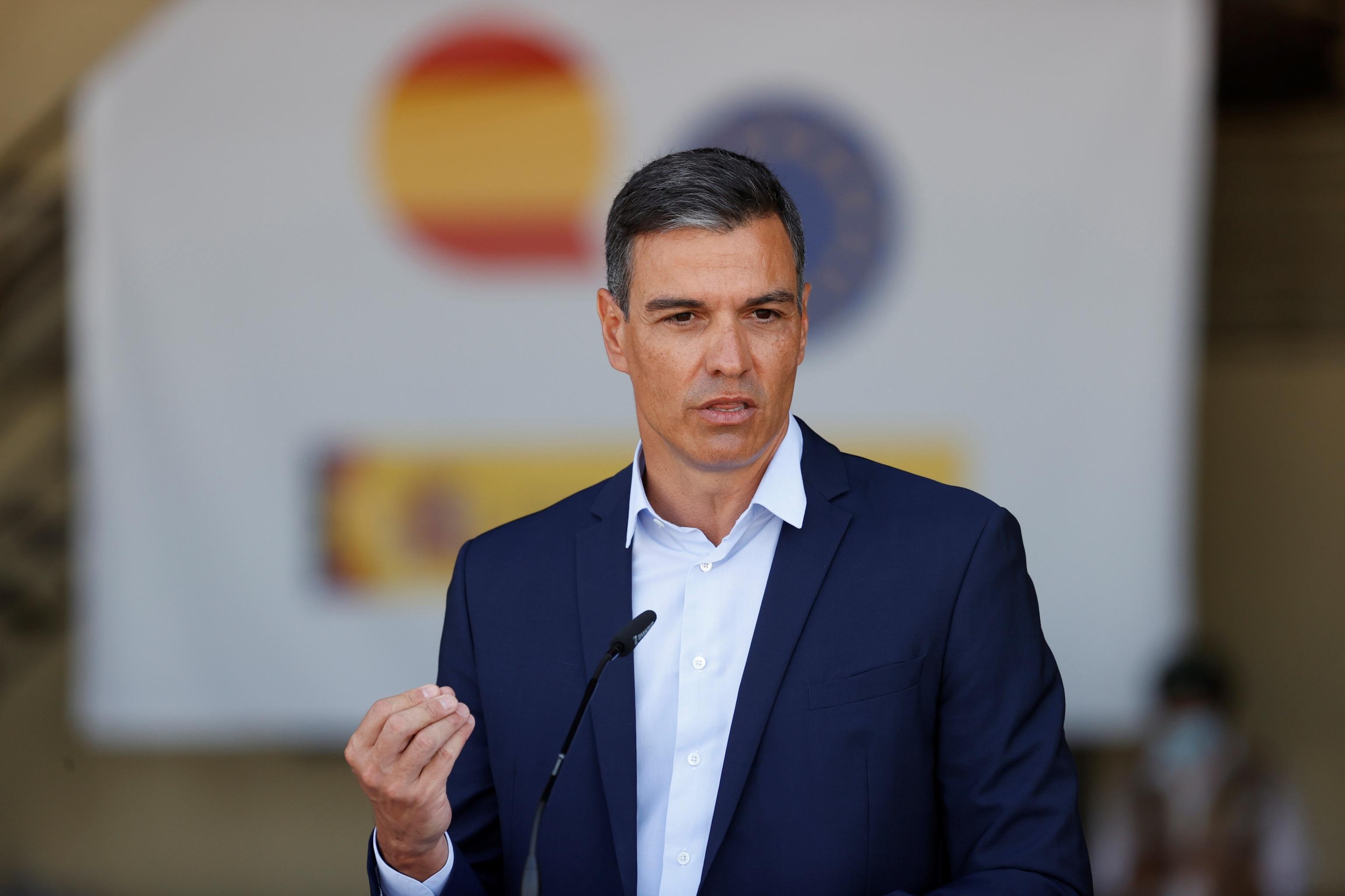 Le Président du Gouvernement, Pedro S