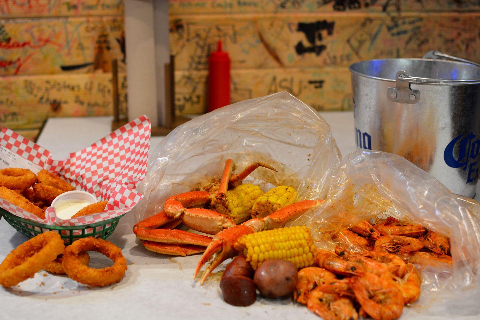 Angry Crab Shack s'apprête à ouvrir sa première franchise au Texas