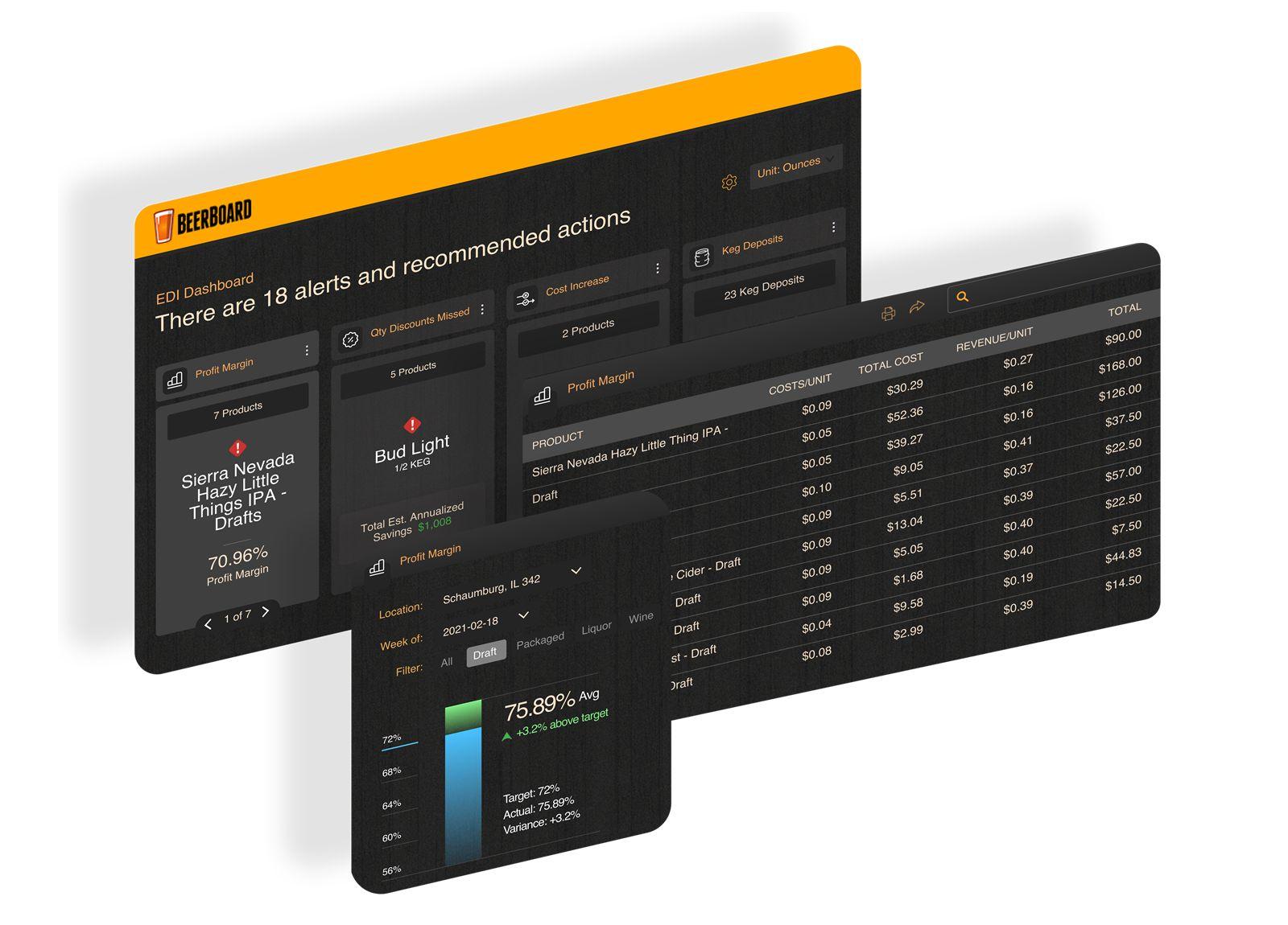 BeerBoard présente la nouvelle génération de gestion des boissons avec le lancement de SmartOrders