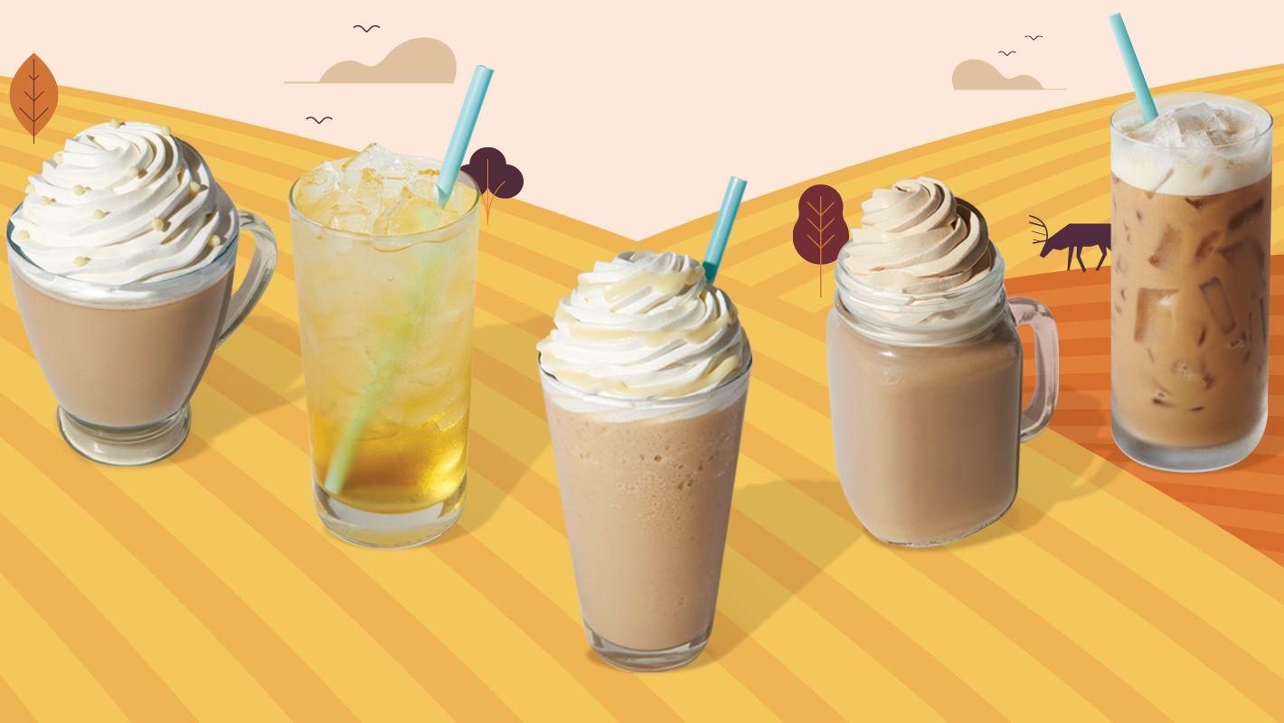 Caribou Coffee lance la saison d'automne avec des classiques réconfortants et des gorgées de citrouille et de pomme élevées