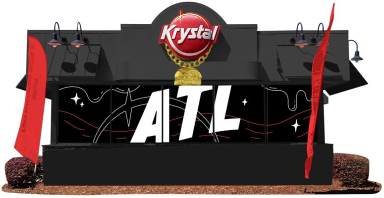 Krystal célèbre Atlanta avec la collaboration Butter.ATL