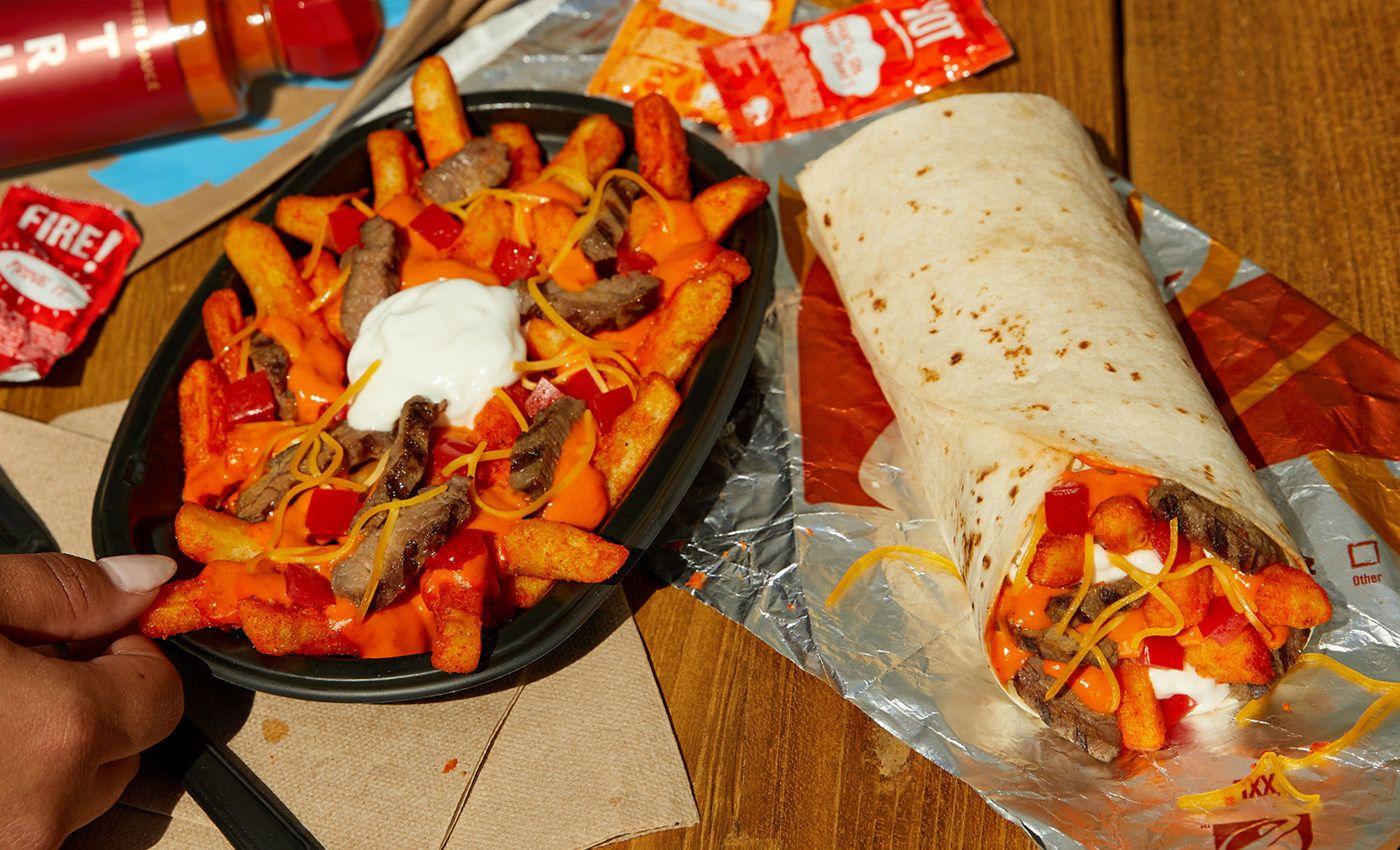 Taco Bell Nacho Fries devient plus chaud avec un nouveau partenariat TRUFF à durée limitée