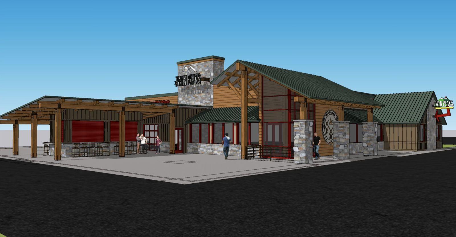Twin Peaks se prépare à amener le Lodge Manality à Fargo
