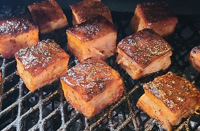 Présentation de nouveaux articles avec barbecue à la maison par Dickey's