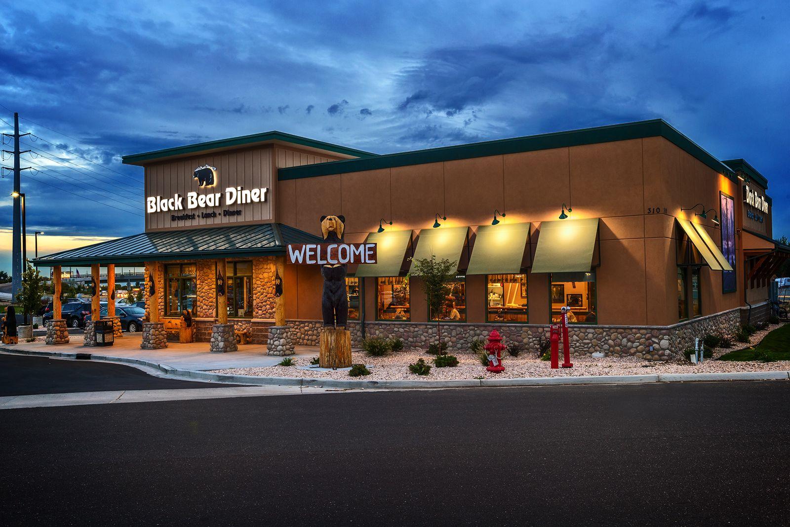 Black Bear Diner nommé restaurant familial officiel pour l'athlétisme au lycée dans six États