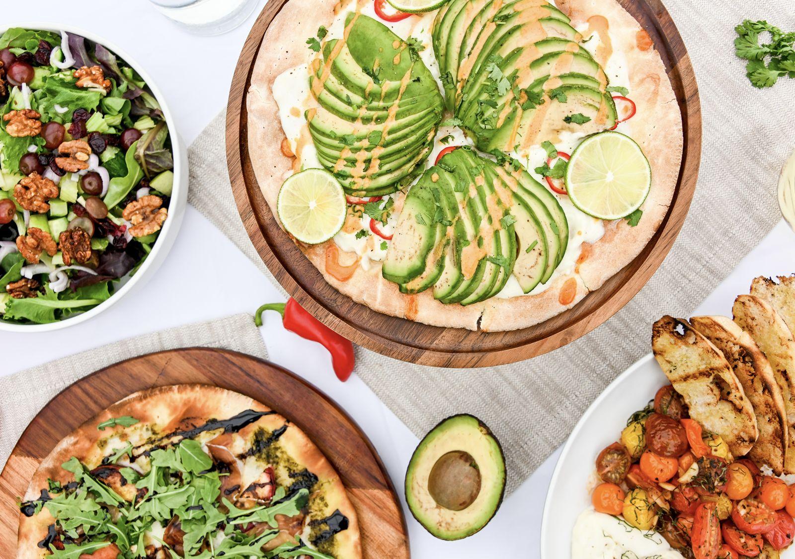 Imprégnez-vous des derniers jours de l'été avec le menu de saison de Greenleaf Kitchen & Cocktails