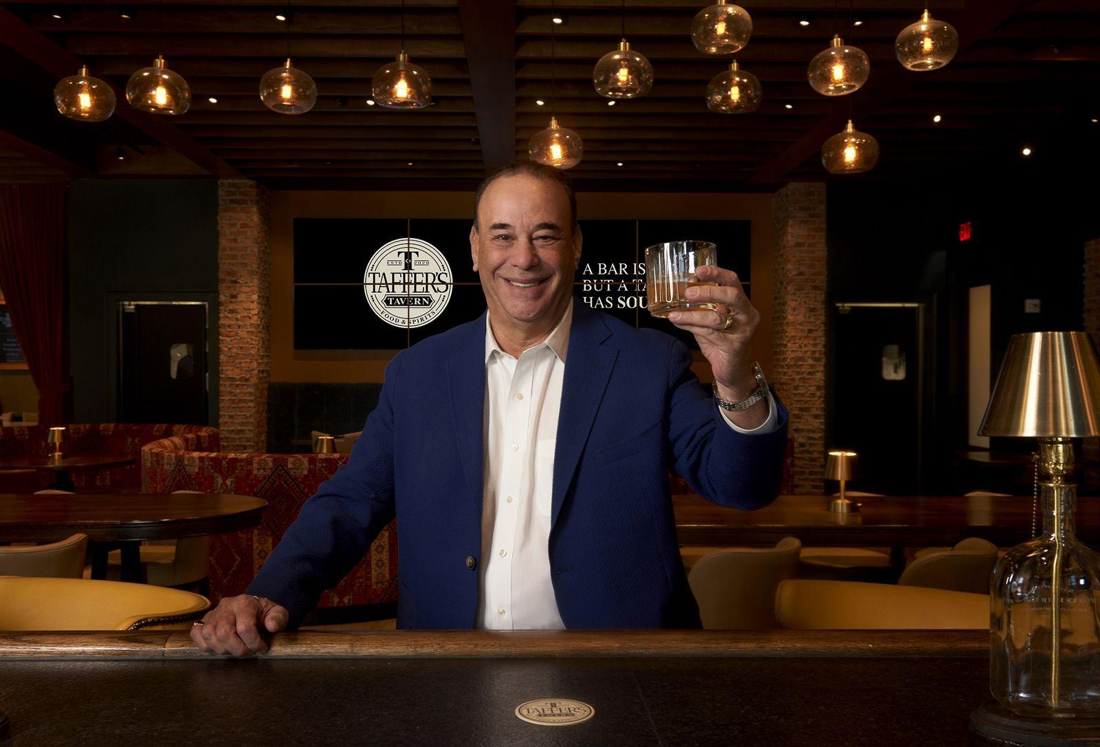 Jon Taffer dévoile le premier emplacement de la première taverne Taffer de la région de Boston