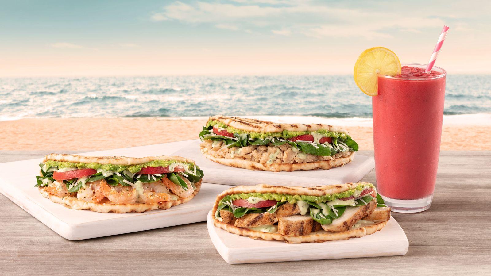 Le Tropical Smoothie Cafe à croissance rapide atteint 1 000 emplacements